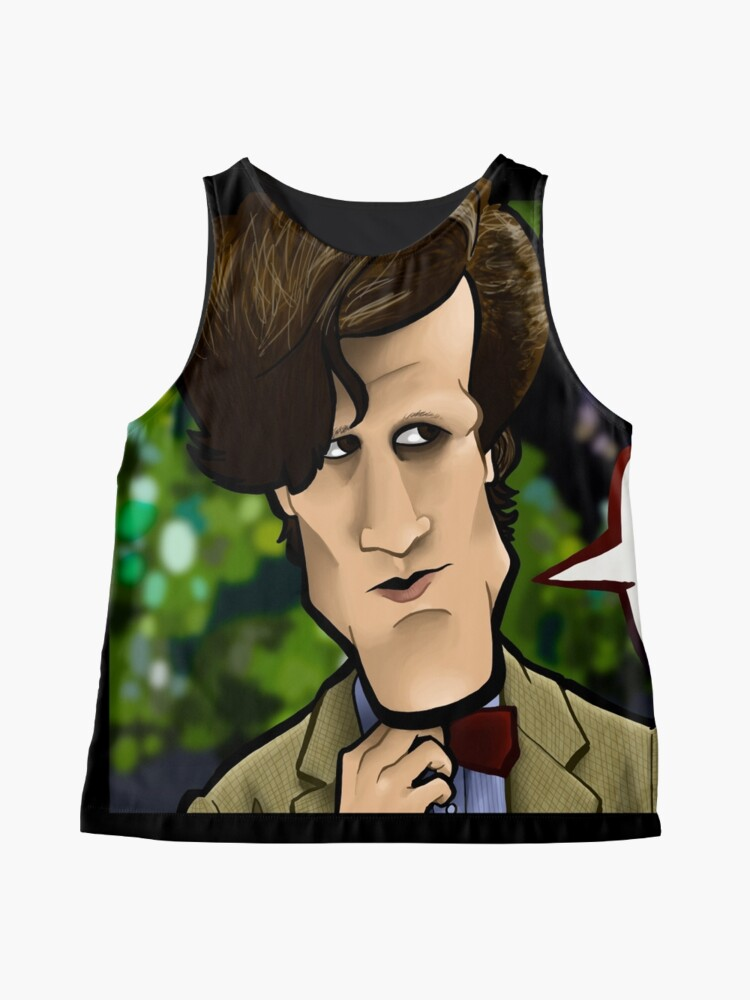 Alternate view of Bow Ties Are Cool Sleeveless Top