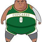 Russ The Thundering Cupcake by elpaulli