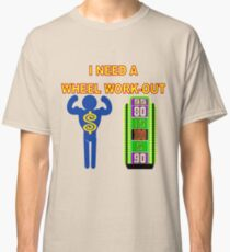 Game Show - TPIR (The Price Is...) Wheel Classic T-Shirt