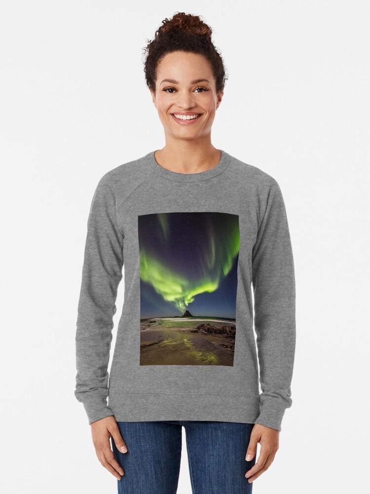 Alternative Ansicht von Aurora volcano Leichter Pullover