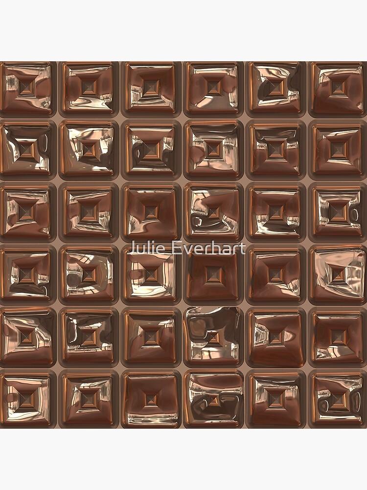 Golden Cubes Design by Julie Everhart by julev69