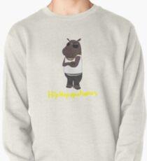 Hiphopopotamus Pullover