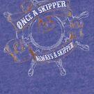 Once A Skipper, Always A Skipper by JungleCrews