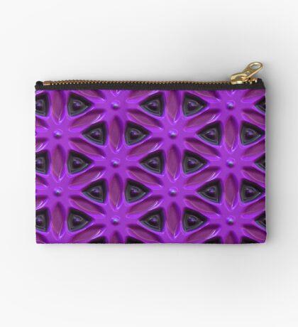 Passion for Purple Design by Julie Everhart Zipper Pouch