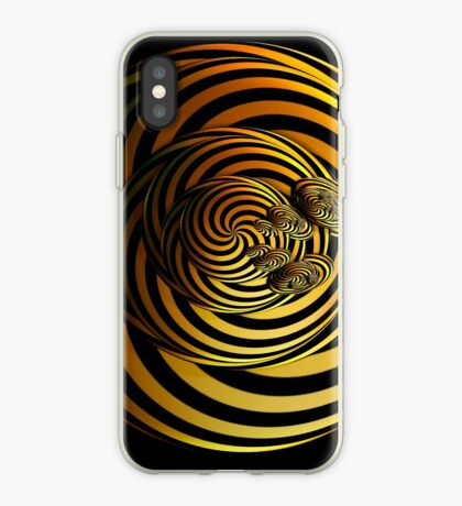 I Go In Circles by Julie Everhart iPhone Case