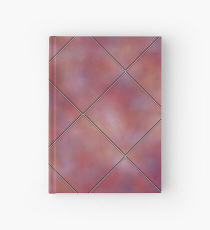 Muted Mauve Tile by Julie Everhart Hardcover Journal