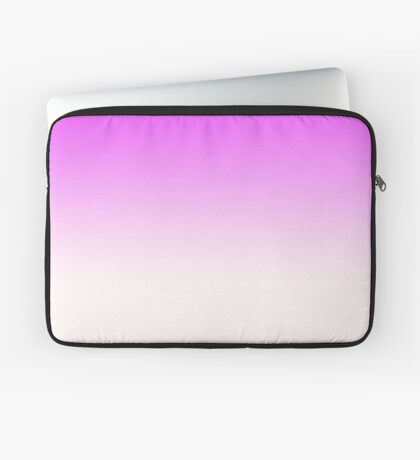 Ombre in Pink by Julie Everhart Laptop Sleeve