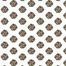 Spanish Mandala by David Fraser