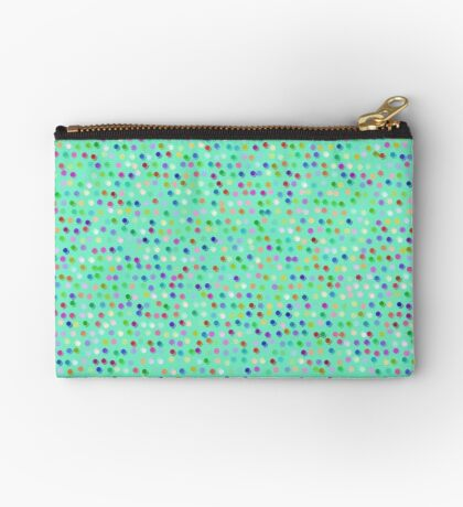 Tiny Dots by Julie Everhart Studio Pouch