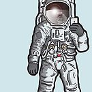 Space Selfie by ManlyDesign