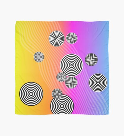 Back to the 80's by Julie Everhart Scarf