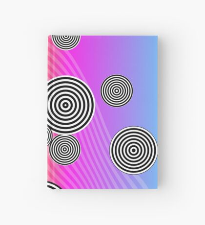 Back to the 80's by Julie Everhart Hardcover Journal