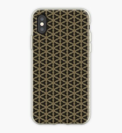 Digital Weave by Julie Everhart iPhone Case
