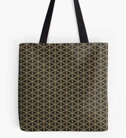 Digital Weave by Julie Everhart Tote Bag