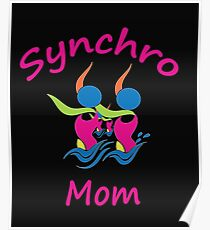 Synchro Mom Poster