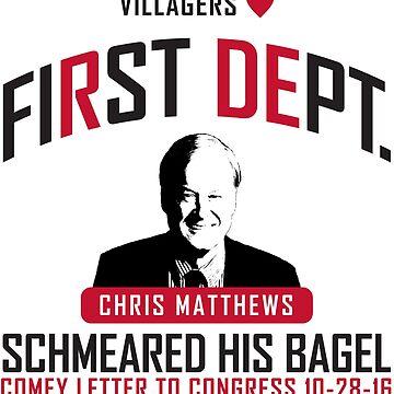 Villagers Collection Chris Matthews by FirstDept