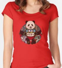 Circle of Harmony Women's Fitted Scoop T-Shirt