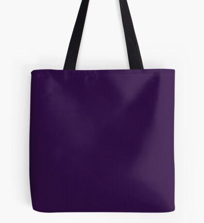 Deep Purple Weave by Julie Everhart Tote Bag