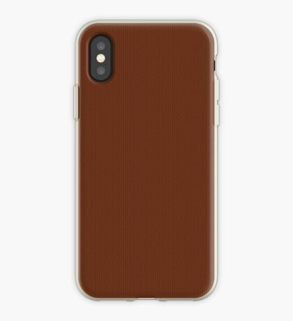 Rust Weave by Julie Everhart iPhone Case