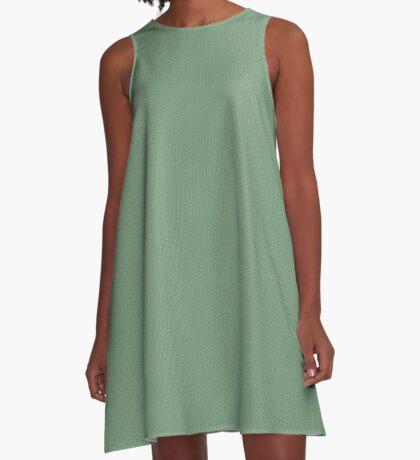 Sage Weave by Julie Everhart A-Line Dress