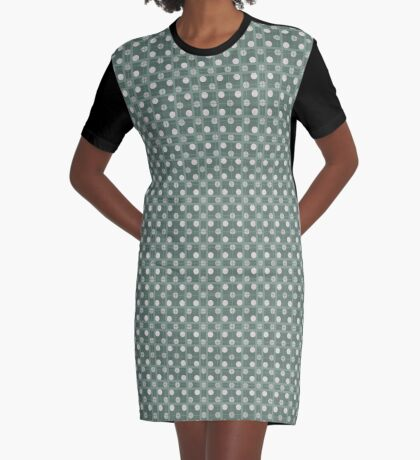 Shades of Gray by Julie Everhart Graphic T-Shirt Dress