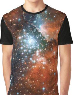 dreamy nebula Graphic T-Shirt