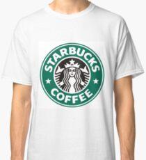 Starbucks coffee logo Classic T-Shirt