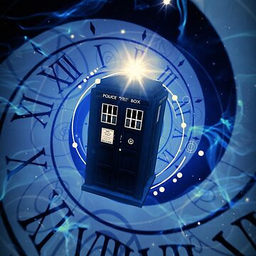 Police Box Time Travel by Dream-Coat