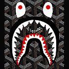 shark bape goyard by bawahpenjajahan