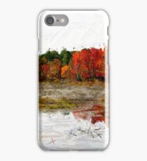 Fall in Northern Ontario iPhone Case/Skin