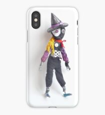 Wire Witch iPhone Case/Skin