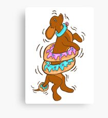 Sweet Weenie Canvas Print