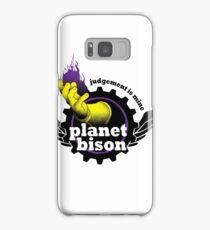 Planet Bison Fitness Samsung Galaxy Case/Skin