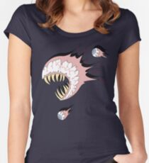 Eye of Cthulhu Women's Fitted Scoop T-Shirt