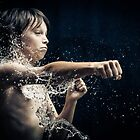Experiment with water and studio lights by benthebrown