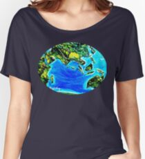 Eastern Hemisphere Women's Relaxed Fit T-Shirt