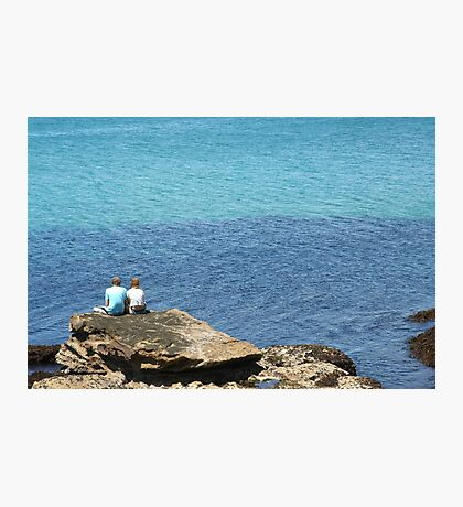 Young love Photographic Print