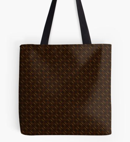 Rich Brown by Julie Everhart Tote Bag