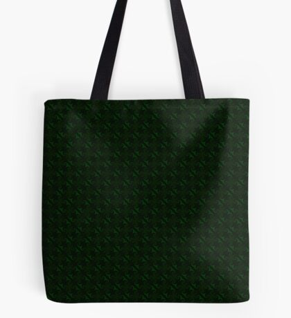 Hunter Green Design by Julie Everhart Tote Bag