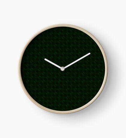 Hunter Green Design by Julie Everhart Clock
