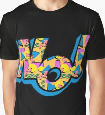 """No!"" 90s Kit retro style Graphic T-Shirt"
