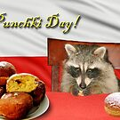 Punchki Day Raccoon by jkartlife