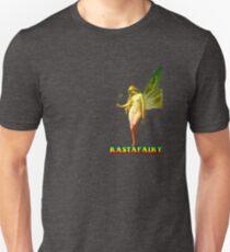 Rastafairy: The Fairy of the rasta Unisex T-Shirt