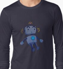 robot!!! Long Sleeve T-Shirt