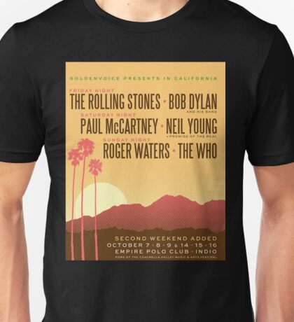 Desert Trip Unisex T-Shirt