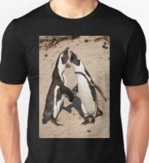 Penguin greeting T-Shirt