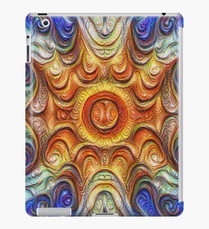 Frozen Sun #DeepDream #Art iPad Case/Skin