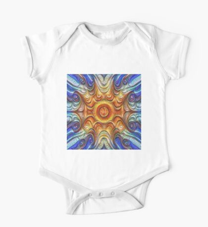 Frozen Sun #DeepDream #Art Kids Clothes