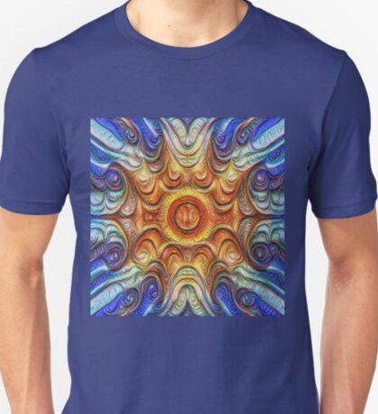 Frozen Sun #DeepDream #Art T-Shirt