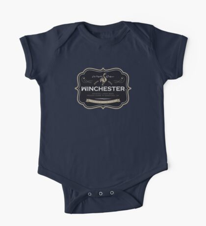 Winchester, Cold Pint, Wait One Piece - Short Sleeve